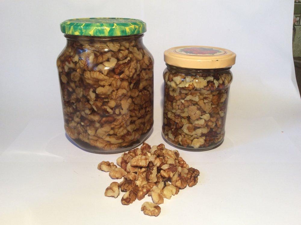 Купить Мед с орехами
