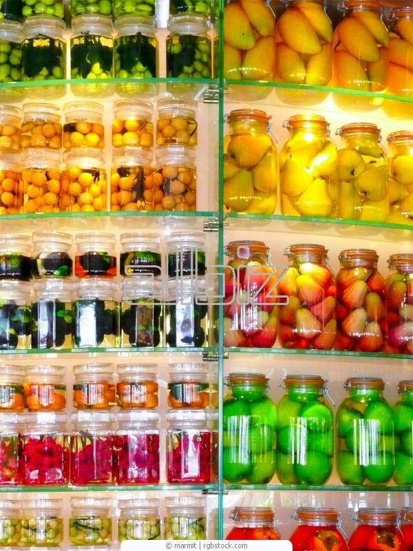 Купить Фрукты и овощи консервированные