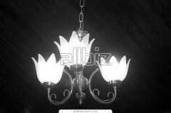 Светильники внутренние потолочные