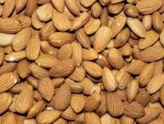 Almonds no shell