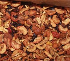 Смесь сушеных фруктов экстра, смесь сушеных фруктов 1-сорт