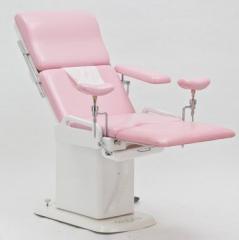 Гинекологический стол-кресло