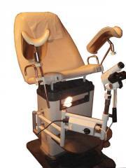 Кресла гинекологические смотровые