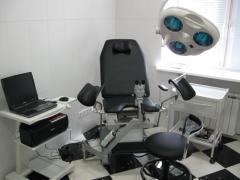 Мебель акушерско-гинекологическая