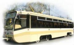 Электрооборудование для трамваев