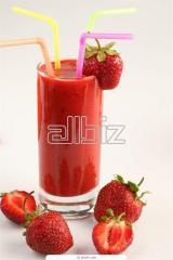 Соки плодовые, ягодные с сахаром