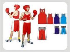 Форма боксерская