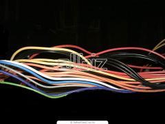 Провода электрические с пластиковой изоляцией