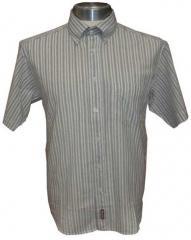 Рубашки из хлопчатобумажных и смешанных тканей