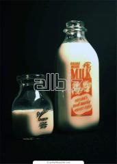 Молоко обезжиренное
