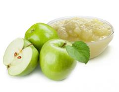 Пюре яблочное