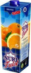 Соки апельсиновые
