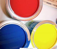 Краски алкидные