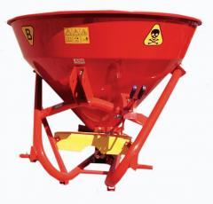 Машины навесные для внесения минеральных удобрений