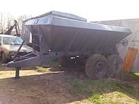 Машины для внесения в грунт минеральных удобрений