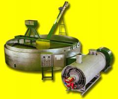 Сушилки для зерновых изделий