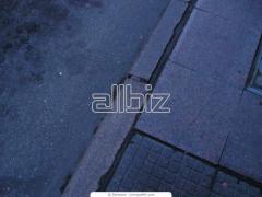 Бордюры тротуарные