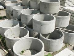Кольца канализационные