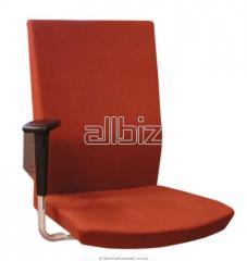 Сидения для офисной мебели
