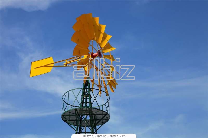 Заказать Строительство объектов ветроэнергетики