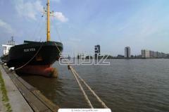 Экспедирование в порту