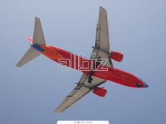 Бронирование авиабилетов на внутренние авиалинии