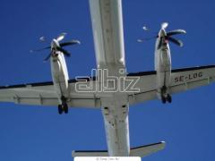 Авиаперевозка опасных и крупногабаритных грузов