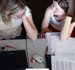 Оказание консультационно-методических услуг
