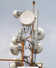Строительство сетей сотовой связи