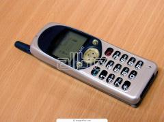 Подключение к операторам мобильной связи